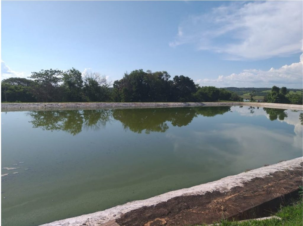 SUPERBAC em lagoa de Nova Ponte